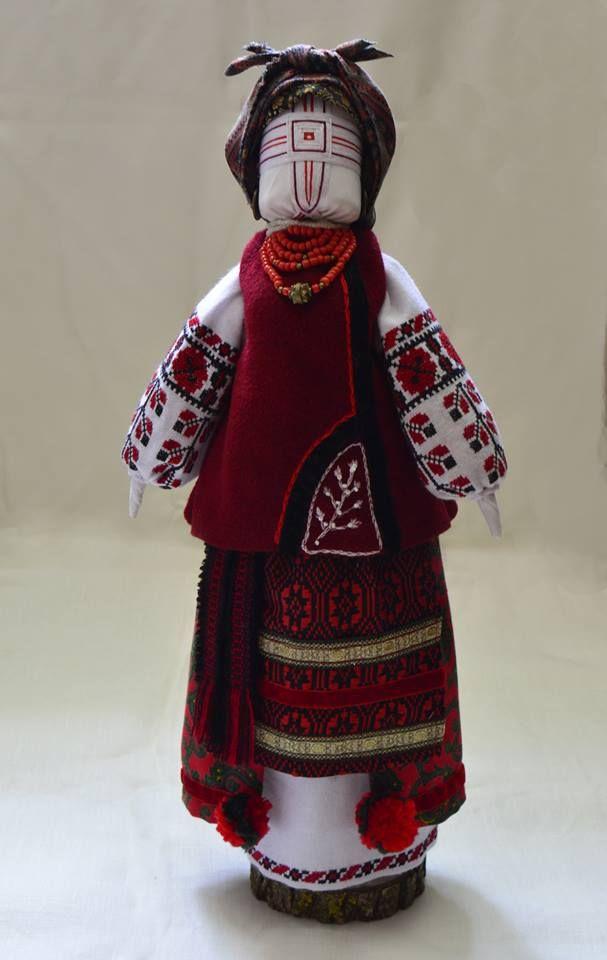 (1) АВТОРСЬКА ЛЯЛЬКА-МОТАНКА