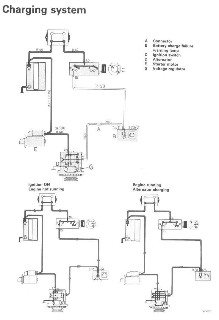 Luxury Wiring Diagram Mercruiser Alternator  Diagrams