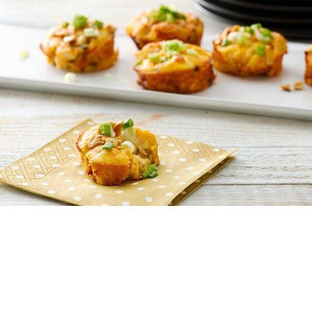 Impossibly Easy Mini Thai Chicken Pies | For the Home | Pinterest