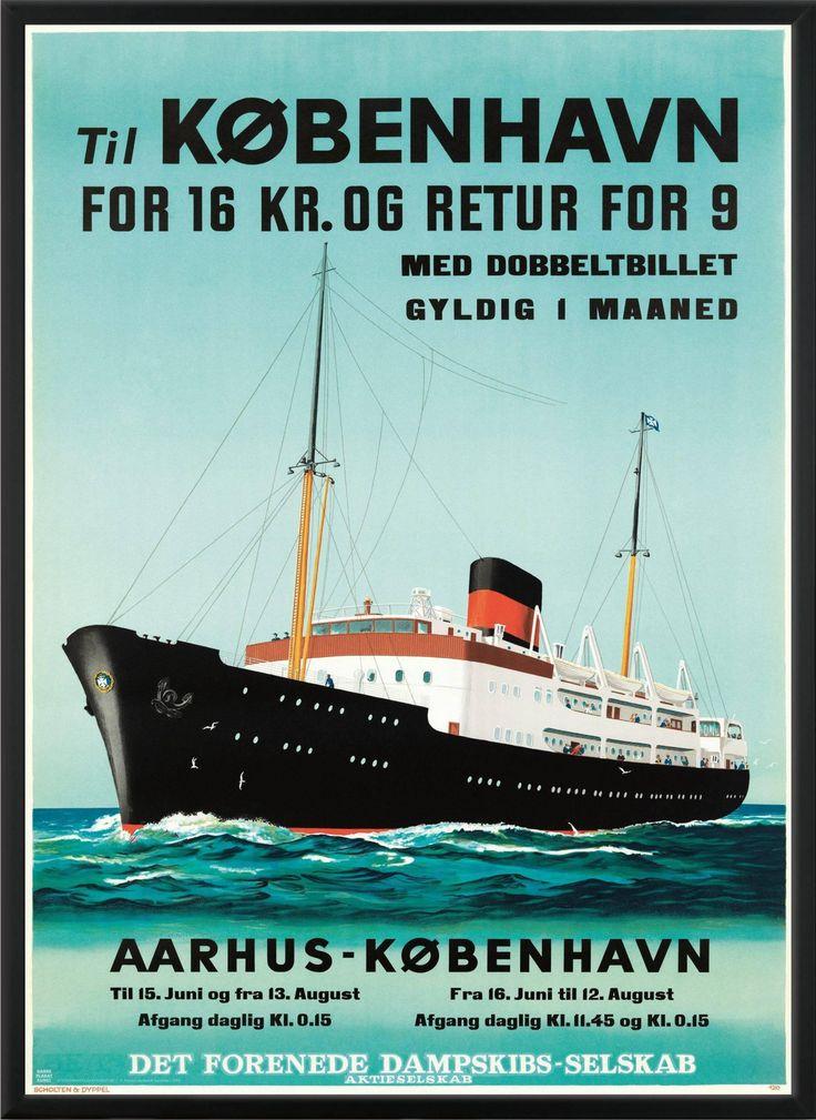Aarhusbåden - 1935