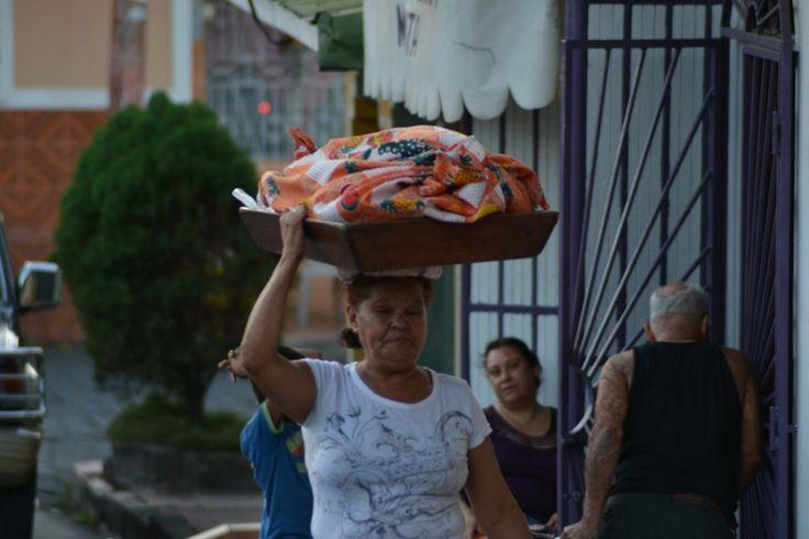 Vende pan en Boaco