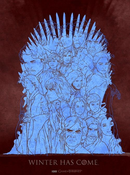 Game of Thrones: Cast A Large Shadow
