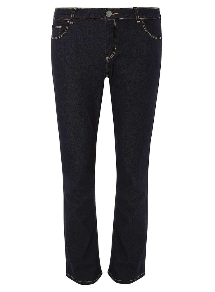 Womens Indigo Ashley Bootcut Jean- Blue
