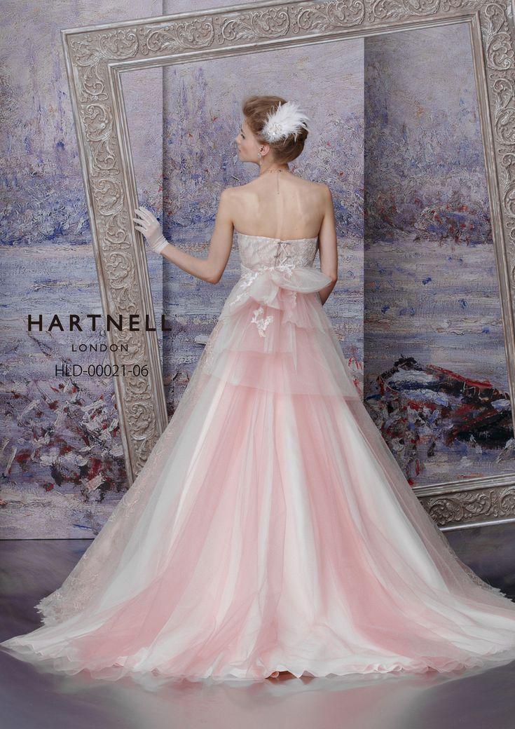 乙女心をくすぐる♡ピンク色のカラードレス10選*にて紹介している画像