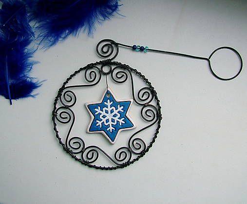 modrá hviezda