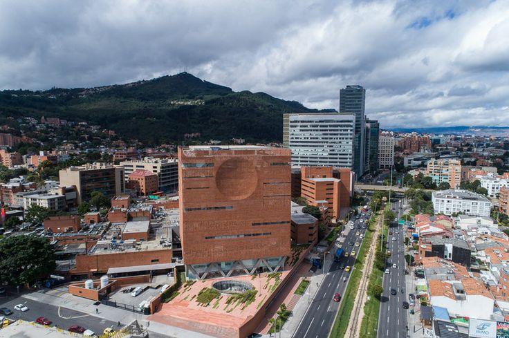Santa Fe de Bogotá Foundation / El Equipo de Mazzanti | ArchDaily