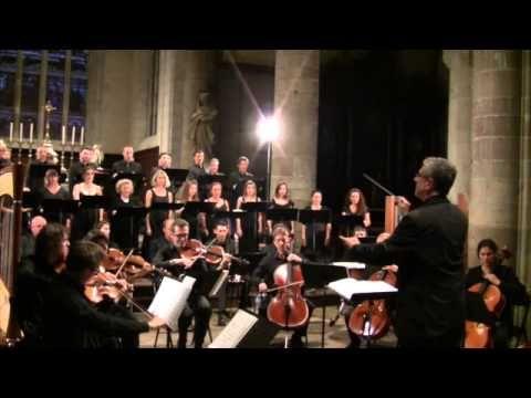 Requiem de Fauré à la Cathédrale : une gamme profonde de réflexions - http://www.unidivers.fr/requiem-faure-melismes-cathedrale-rennes/ - Musique, Rennes Bretagne -  Brest, Cathédrale Saint-Pierre, ensemble mélisme(s), Gabriel Fauré, gildas pungier, mélisme(s), Rennes, Requiem de Fauré, saint-brieuc