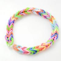 Here is the instruction for how to make a fishtail loom bracelet step by step, follow me to diy it now.