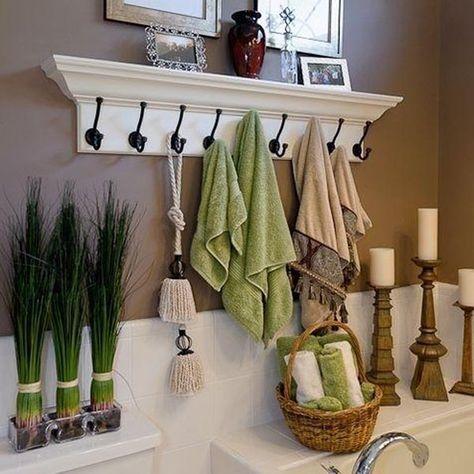 badezimmer aufpimpen mit diesen 18 tricks wird euer bad super stylisch - Badezimmer Grn