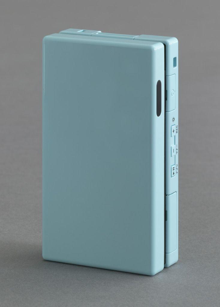 Naoto Fukasawa - Neon Cellular Phone, 2005 for KDDI w3