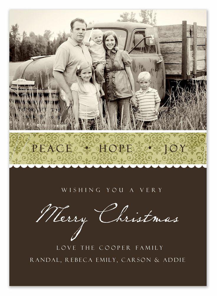 DIY HOLIDAYS: FREE CHRISTMAS CARD PRINTABLES