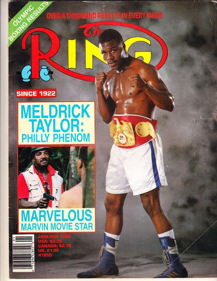 The+Ring+Magazine+Meldrick+Taylor+January+1989