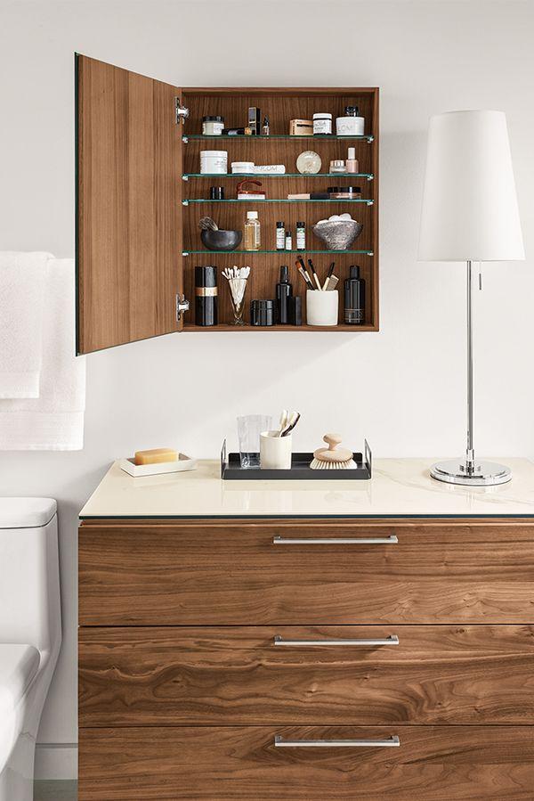 Room Board Durant Medicine Cabinets Modern Bathroom Mirrors