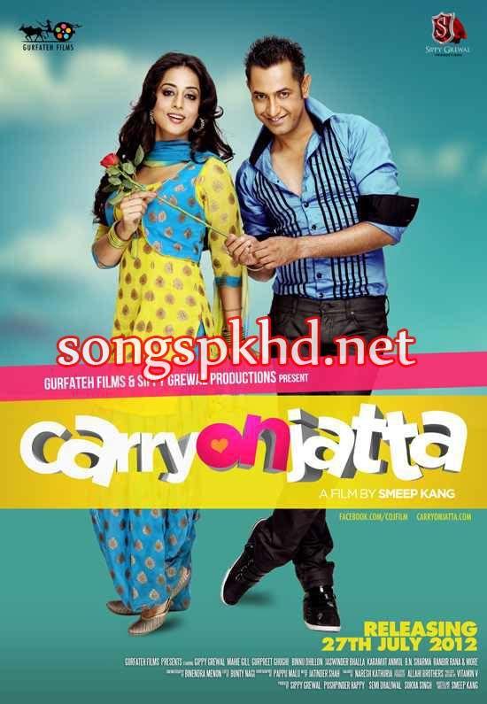Download Carry On Jatta 2 2014 Punjabi Movie Full Album MP3 Songs