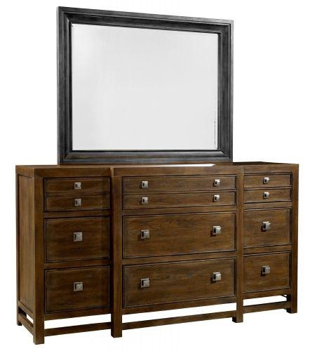Broyhill Danville Heights 9 Drawer Dresser