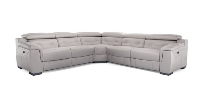 Torino Option C 2 Corner 2 Power Recliner Sofa New Club Reclining Sofa Power Reclining Sofa Corner Sofa Living Room