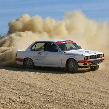 Stage Pilotage Rallye 2 jours Circuit Monteils 30