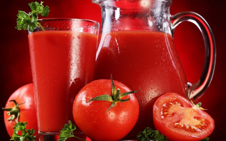 Health Benefits of Drinking Tomato Juice:
