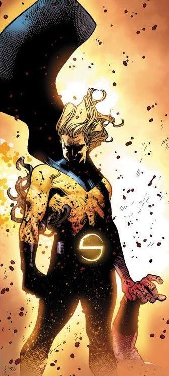 "Sentry (Robert ""Bob"" Reynolds) by Olivier Coipel"