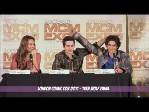 Dylan O'Brien Funny Moments Part One!