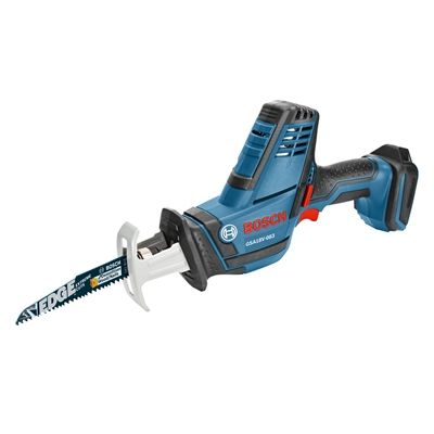 Bosch GSA18V-083B 18-Volt Lithium-Ion Cordless Compact Reciprocating Saw (Tool Only)