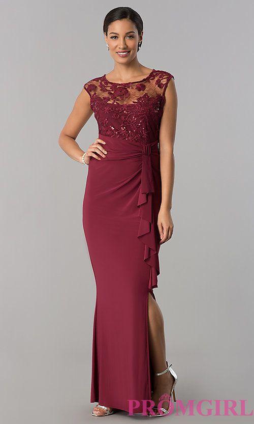 93fd327d016 Style  JU-MA-263940 Front Image Plus Size Prom Dresses