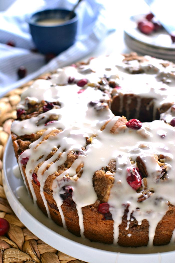 ... coffee coffee cake the best coffee cake ever cranberries and vanilla