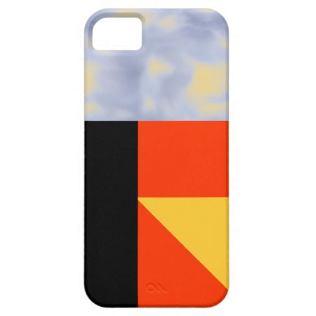 Strange Ugly Case For iPhone 5/5S