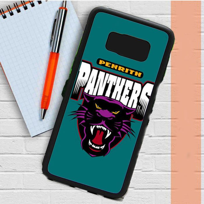 Penrith Panthers Galaxy Samsung Galaxy S8 Plus Case Casefreed