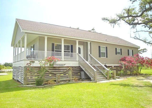 Mississippi Beach Rental Homes