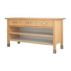 "VÄRDE Base cabinet - IKEA. $379 in burch. 69"" long, wish was a bit wider, but still best choice thus far"