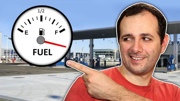 Você chega no posto de gasolina, pede para o frentista encher o tanque e, quando confere a bomba… ELE COLOCOU MAIS COMBUSTÍVEL