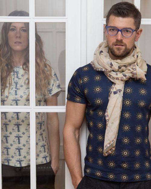 GChiussi #Italy #Udine #Silk #Cotton