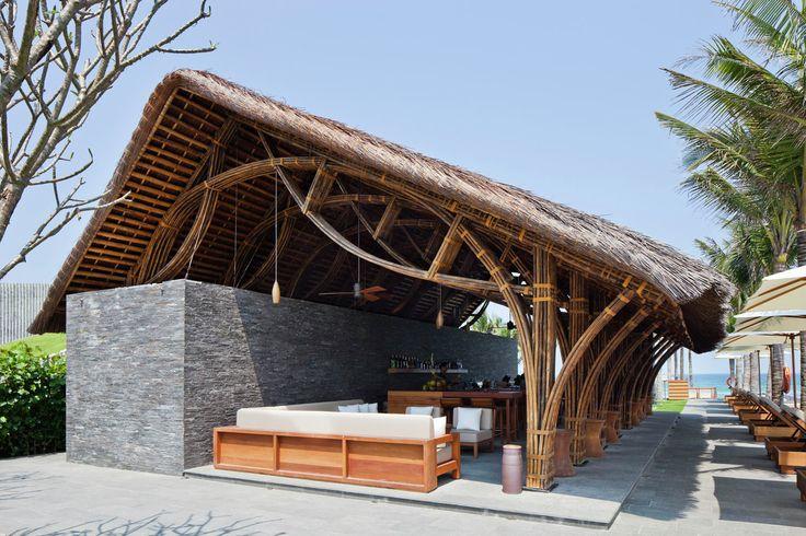 Galería - Bar de Playa Naman Retreat / Vo Trong Nghia Architects - 6