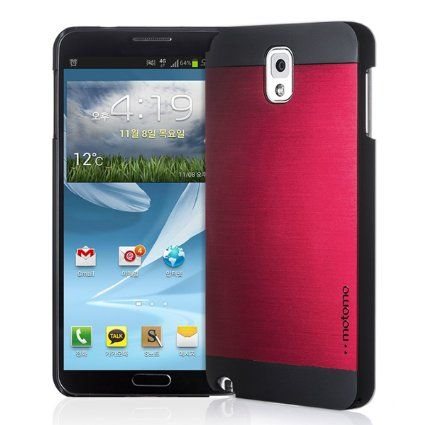 Aluminum Case ΟΕΜ Μεταλλική Θήκη - Κόκκινο (Samsung Galaxy Note 3) - myThiki.gr - Θήκες Κινητών-Αξεσουάρ για Smartphones και Tablets - Χρώμα κόκκινο