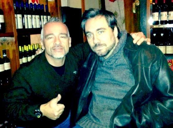 Fabrizio Bartoccioni & Eros Ramazzotti