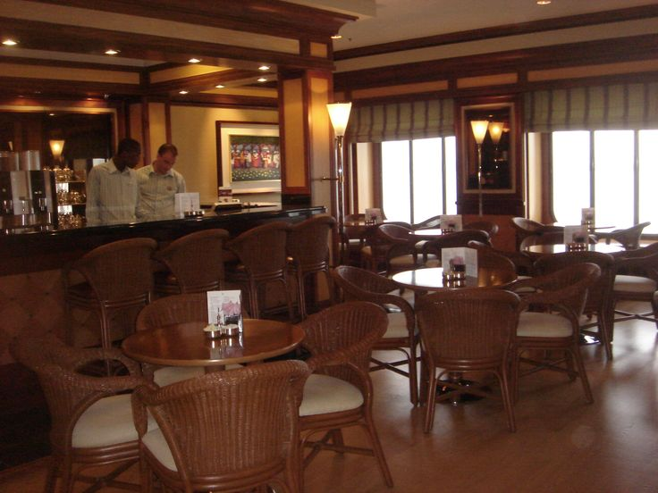Crystal Cruises - Crystal Serenity, The Bistro