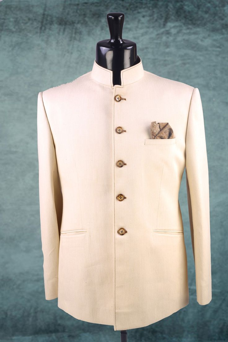 White plain falling fabric suit in chinese collar-ST218 #white #plain #falling #fabric #mens #indian #designer #suit #reception #groom #collection #stylish #pattern #newarrival #exclusive