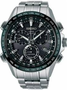 Seiko Astron SSE003J1 Horloge GPS Solar Chronograaf