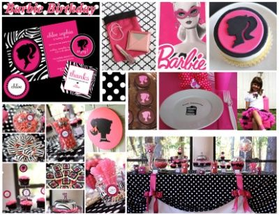 69 best Vintage Barbie Party images on Pinterest Birthday party