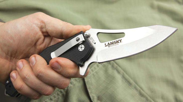 Городские тактические ножи от Lansky и Willumsen