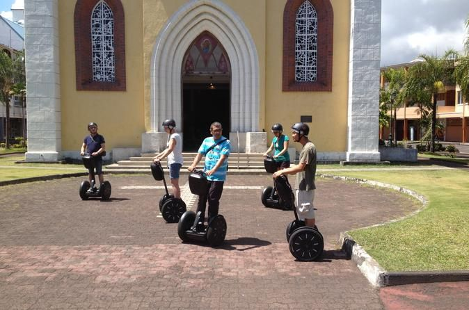 Discover Papeete by Segway See more of Papeete on this comprehensive Segway tour. You'll explore Papeete city center and over 20 of the top attractions in the area including the beautiful Notre Dame Cathedral, the Papeete Market (Marché de Papeete), the bust of Pouvanaa a Oopa and the Territorial Assembly Gardens.Meet your guide in Vaiete Square in the center of Papeete. After an in-depth training session to get familiar with your Segway, grab your helmet and you're ready to ...