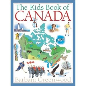 The Kids Book of Canada, written by Barbara Greenwood and illustrated by Jock MacRae
