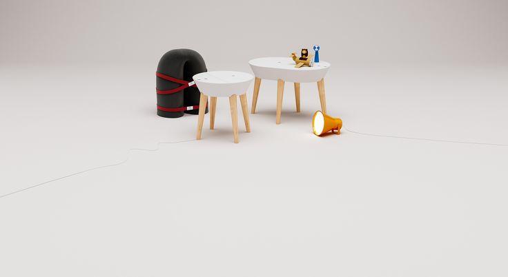 interno99 design studio by Piergiorgio Del Ben and Sara Moretto.