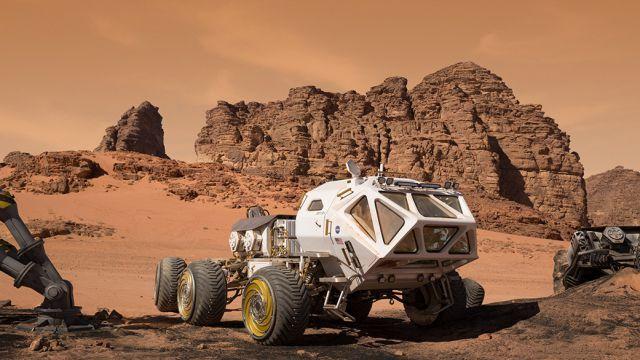 "The actual NASA technologies that Matt Damon will use in the space survival film ""The Martian"" - Quartz"