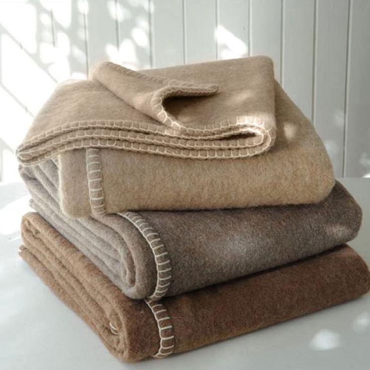 Brushed Llama Blankets [BR-LLAMA] - £380.00 : Pure Lana, Naturally Luxurious