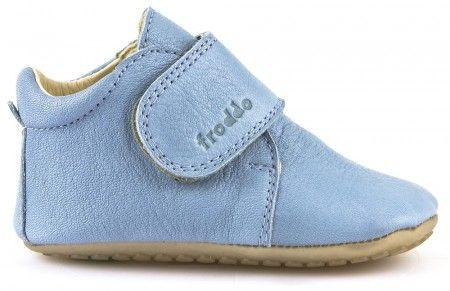 Froddo G1130005-3 Baby Blue Pre-walkers