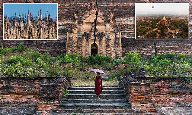 The images that show just why Myanmar leaves every visitor spellbound