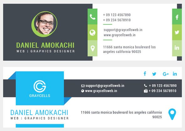 Your Email Signature Is More Than Just Your Name And Title It S Also A Part Of Your Personal Email Signatures Email Signature Templates Email Signature Design