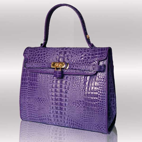 A PURPLE BAG: SYMBOL OF CREATIVITY AND ORIGINALITY | Fashion in the Bag - The Gleni Blog